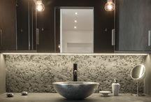 Fantastiska badrum / Olika badrum men alla underbara
