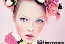 Shoot Inspiration - Harajuku