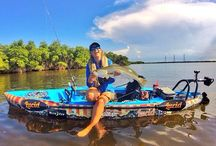 Kayak Anglers We Love