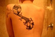 The Will-Do-Someday Tattoo Wishlist
