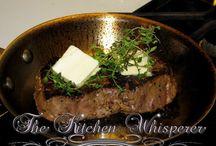 Recipes: Dinner + Sides