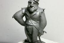 esculpture top