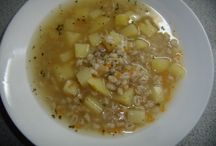 polévky / recepty na polévky