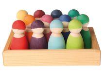 Grimms houten speelgoed / prachtig houten speelgoed van Grimm's
