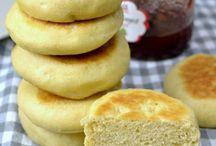 Recetas fáciles pan