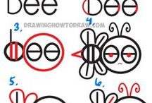 drawing idea's for kids