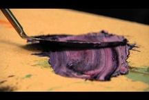 Our Favorite Paints / Watercolors, Gouache, Fluid Acrylic, Heavy Body Acrylic, Oil Colors, Fast Dry Alkyd Oil / by Da Vinci Paint