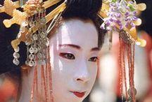 Geishas - Japon