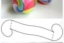 ideas en papel