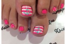 Cute Nails! / by Jennifer Dutchover