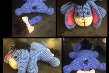crochet puh