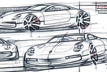 sketch and render