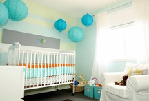 Decor-Baby/Kids rooms / by Tracy Abraham