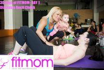 30 days of FITMOM / 30 days of Tips and Tricks by FITMOM www.fitmomfitness.com