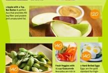 Healthy and detoxing food