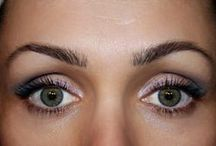 #TeamBigEyes / Makeup looks for women with prominent/protruding eyes. / by E. Rich