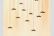 Moustaches / by Jessica Illman
