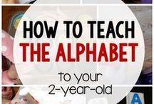 Toddler Teaching