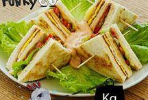 Club Sandwich Funky Go Sacile / Un panino o un capolavoro??? Ti aspetta al Funky Go di Sacile da Martedì a Domenica! http://goo.gl/8zYyD7