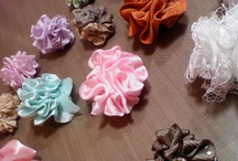 Bows  Flowers   / by Melba Smith
