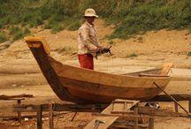 Menschen in Kambodscha