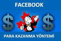 Facebook Para Kazanma Yöntemi