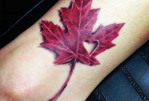 Tattoo's ???? / by Rhonda Fonnyadt