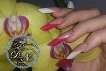 Diva Nails nail art 2016
