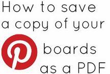 PDF Files / How to create