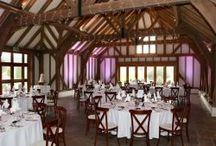 Brookfield Barn, wedding venue in West Sussex