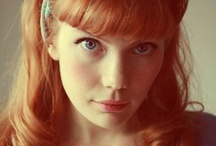 Hairstyles we love... / Vintage and retro hairstyles both original and inspired that we love