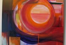 Dinah Langsjoen Abstracts / by D Rex