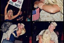 Military Life / by Kaitlyn Bouffanie