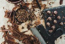 Chocolate / http://www.trulsfossum.com  #chocolate #confectionary #food #trulsfossum