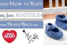Knitting YouTube Tutorials / by Marly Bird