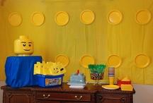 Birthday Party Ideas / by Jill Engstrom