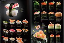 Японское меню