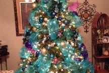 navidad colorida