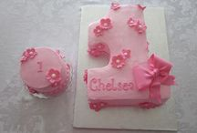 Clair's 1st Birthday Party