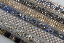 Rhinestone trim / Find the best selection of rhinestone trim and other trim at sweetstrass.com