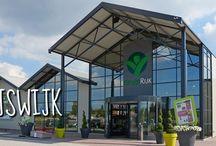 Tuincentrum /  Ons tuincventrum GroenRijk 't Haantje in Rijswijk