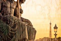 Paris places / Places to visit on our trip. / by Debbie Caine