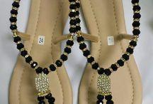 Perline sandali