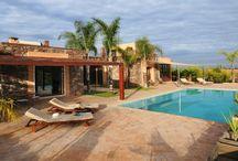 Villa Agafay / Magnifique villa sur les contreforts d'Oumnass
