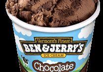 Ben & jerrys ice cream / Yummy!!