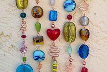 perler og makrame