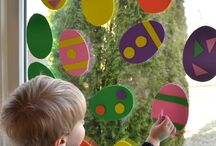 Easter / Activities and crafts for Easter