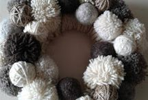 Lana naturale: i pin di Roberta Castiglione per Abilmente / lana, lana naturale, abilmente, creatività