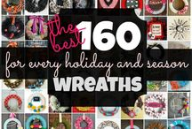 Wreaths of Any Kind :) / by Sharon Smith Francis