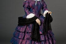 History Romantic Fashion / Early Victorian 1820 - 1850